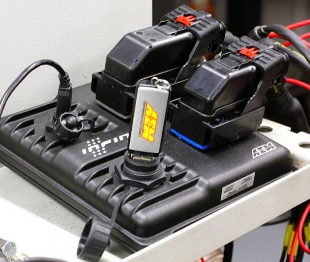 ЭБУ инжекторного двигателя