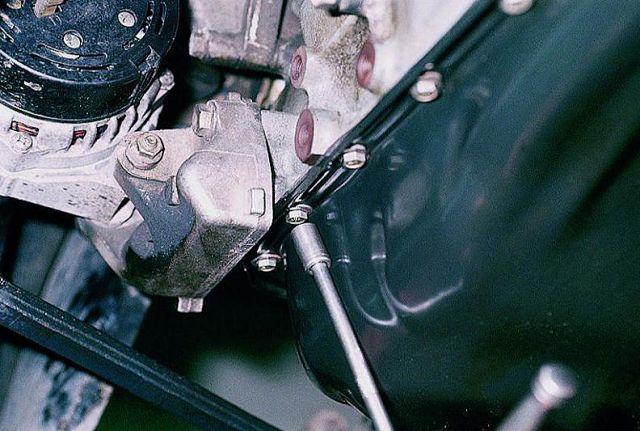 Герметик для поддона двигателя