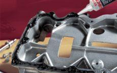 Герметик для поддона двигател
