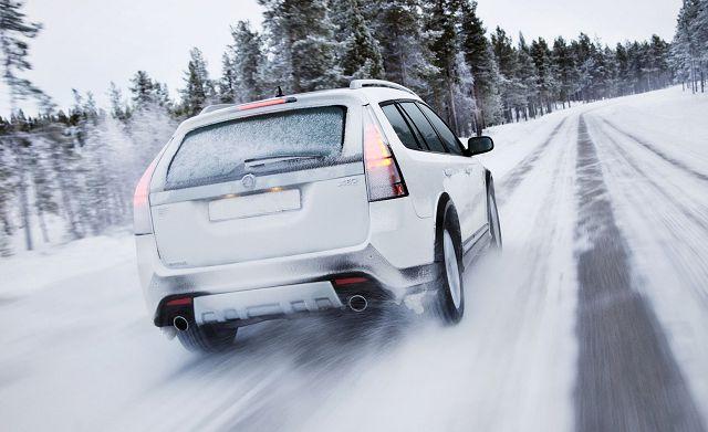 Зимняя эксплуатация машины