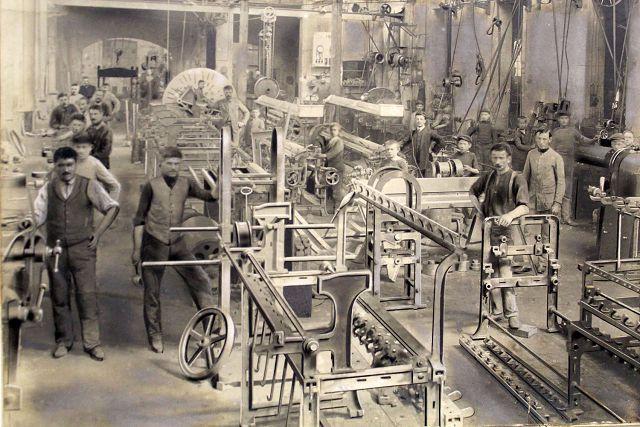 Двигатели 19 века