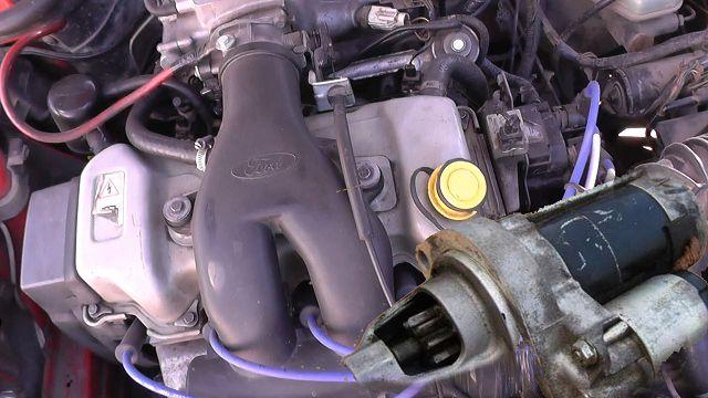 Не заводится инжекторный двигатель