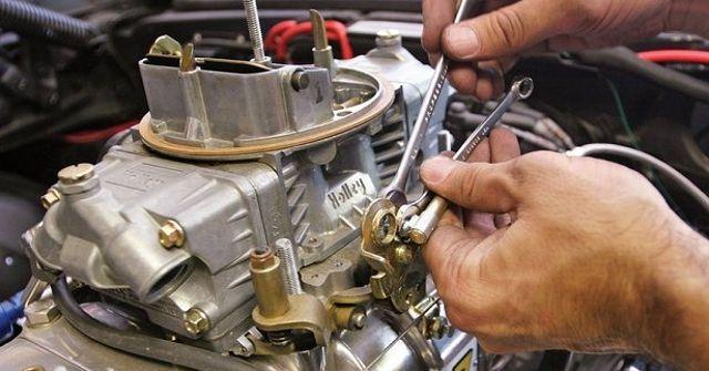 Неустойчивая работа двигателя