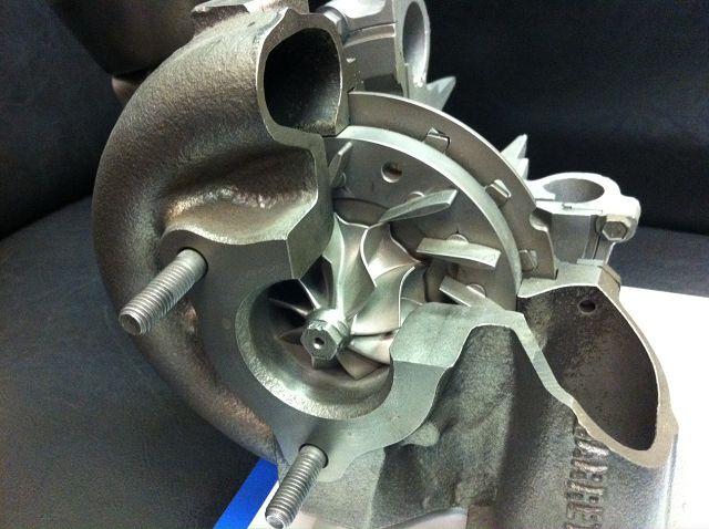 princip raboty turbiny dizelya 02 - Схема работы турбины дизельного двигателя
