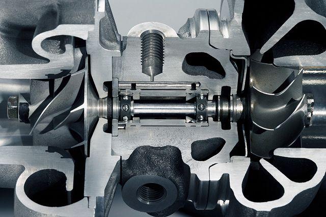 princip raboty turbiny dizelya 05 - Схема работы турбины дизельного двигателя