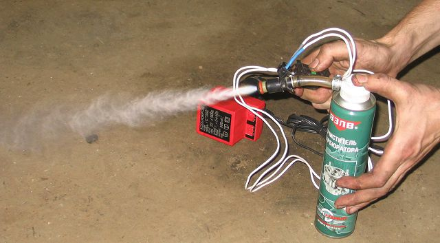 Чем промыть форсунку инжектора в домашних условиях
