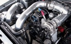 Турбина на карбюраторный двигатель
