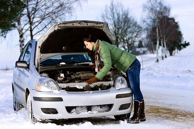 Не заводится двигатель зимой