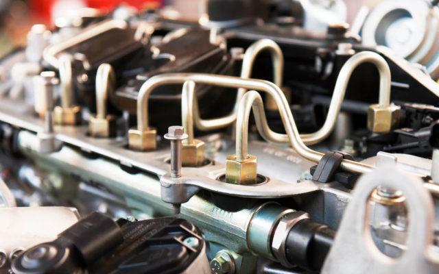 Дизельный двигатель не заводится