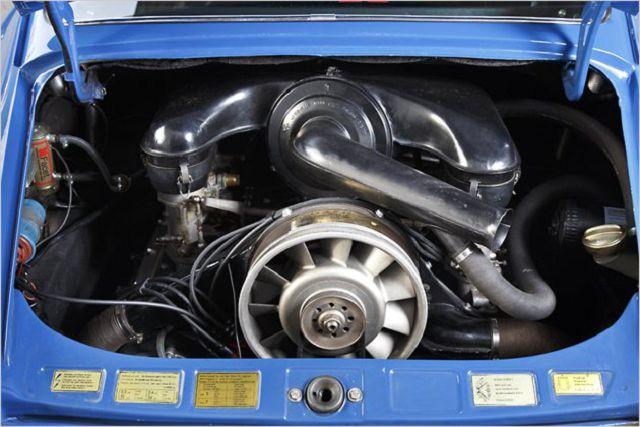Двигатель воздушного охлаждения