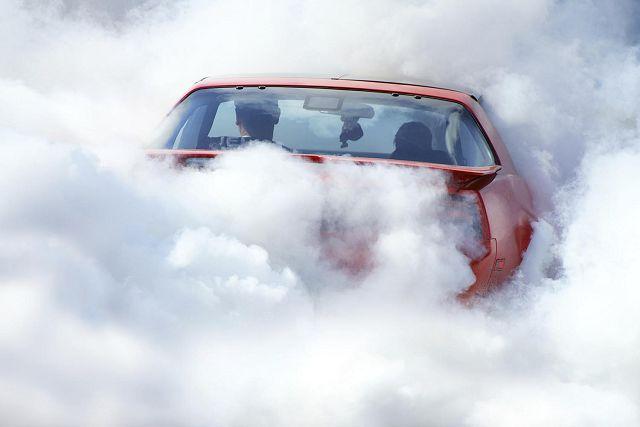 Должен ли дымить дизельный двигатель