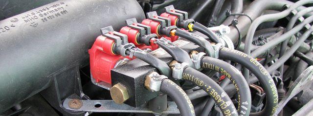 ГБО на дизельном двигателе