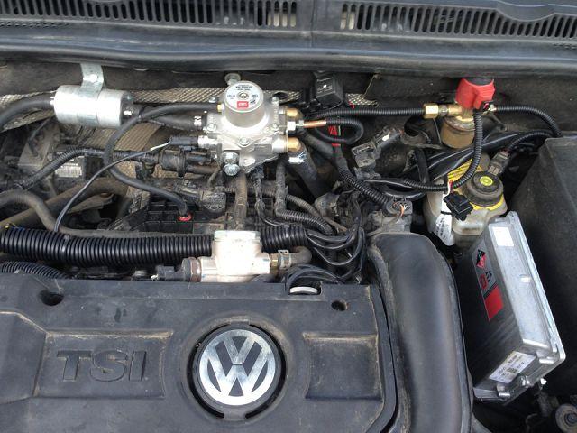 Гбо на турбированный двигатель