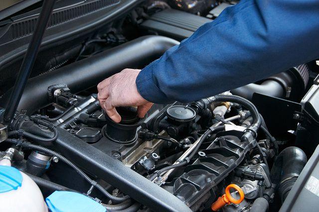 Масло в системе охлаждения двигателя
