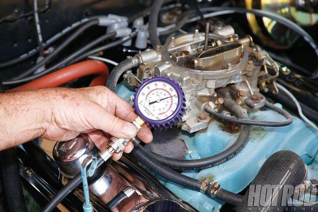 ne zavoditsya dvigatel 06 - Как проверить поступает ли бензин на инжекторе