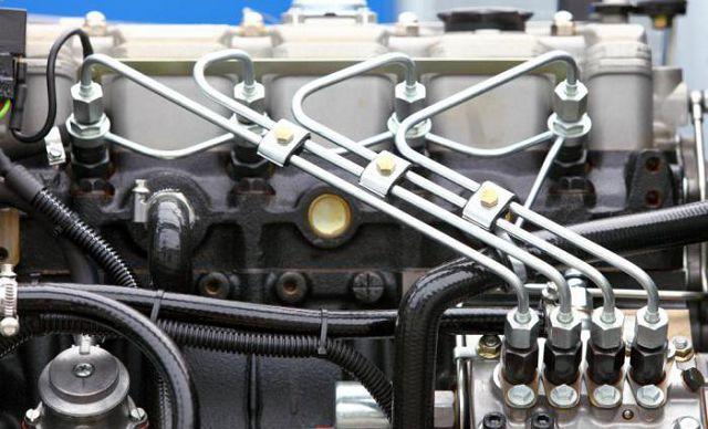 Прокачка топливной системы дизеля