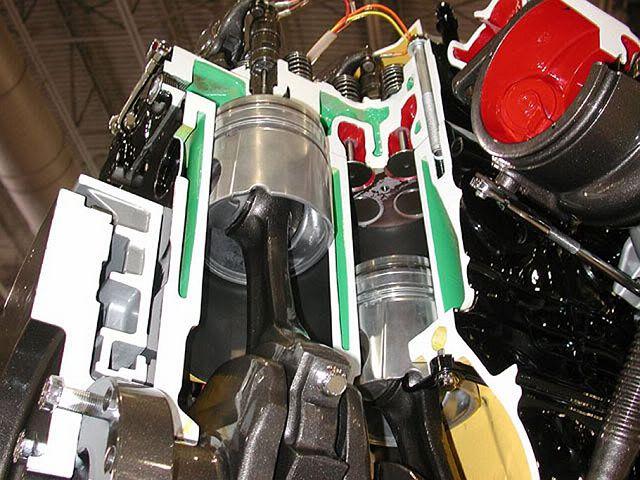 Разновидности современных двигателей