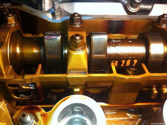 Масло в моторе