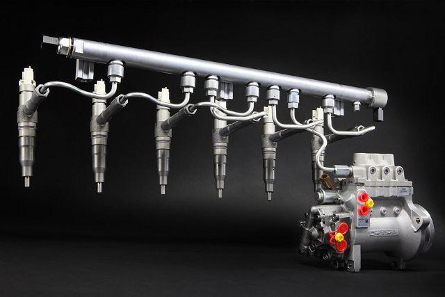 Ремонт топливной аппаратуры дизеля