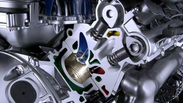 простое правило: двигатель