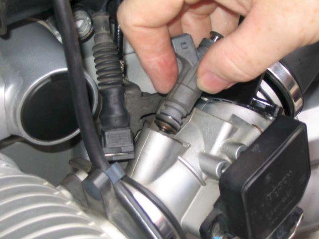 Форсунки двигателя