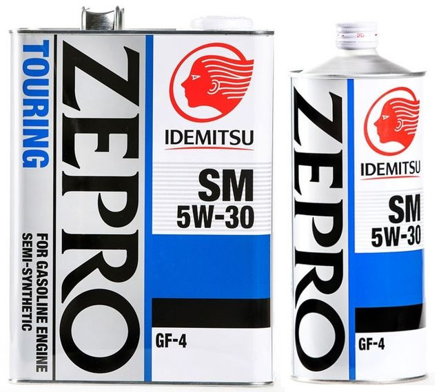 Моторные масла Idemitsu ZEPRO