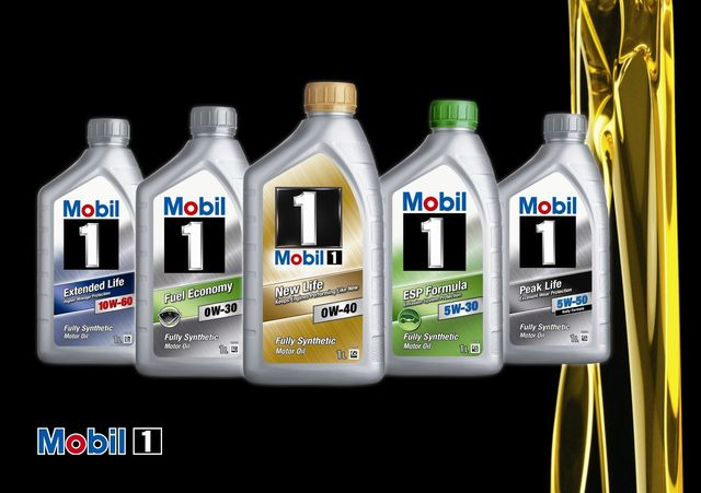 Масло Mobil 1