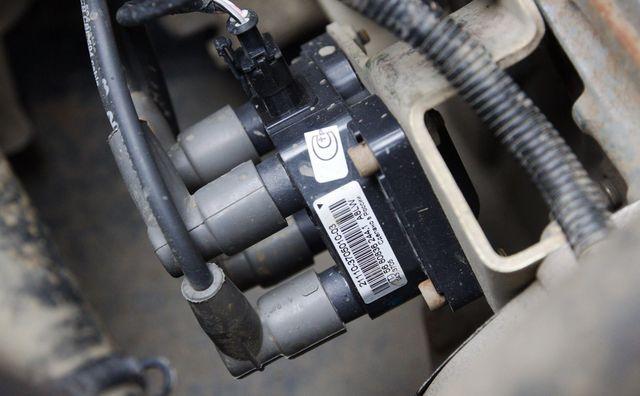 Двигатель 11186 катушка зажигания