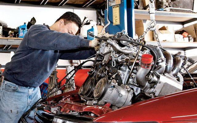 Двигатель SR20DE: особенности