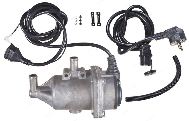 Предпусковой подогреватель двигателя 220в для ваз