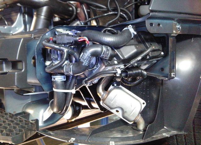 Подогреватель двигателя 220В