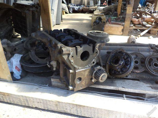 Двигатель ВАЗ 21083