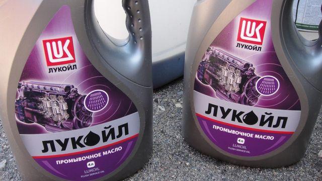Использование промывки для двигателя