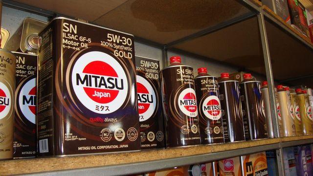 Японски моторные масла