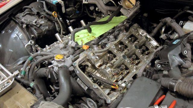 Двигатель 2GR