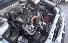 Двигатель 3S