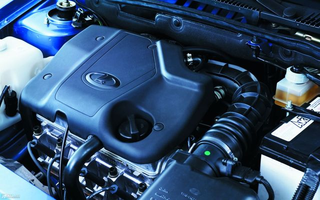 Двигатель ВАЗ 11193