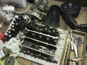 Двигатель ВАЗ 2109: характеристика, особенности, применяемость