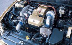 Силовые агрегаты 3S-GE Toyota