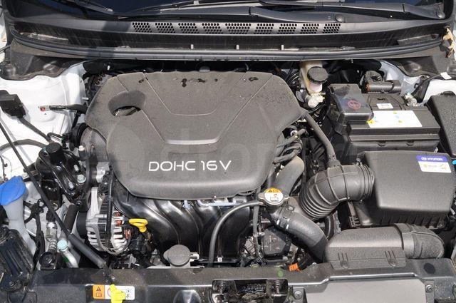 Двигатель G4FC