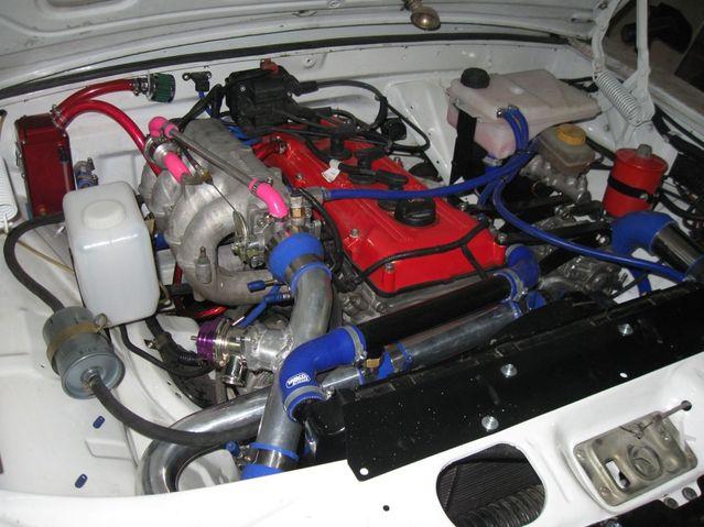 Как сделать массу двигателя с кузовом