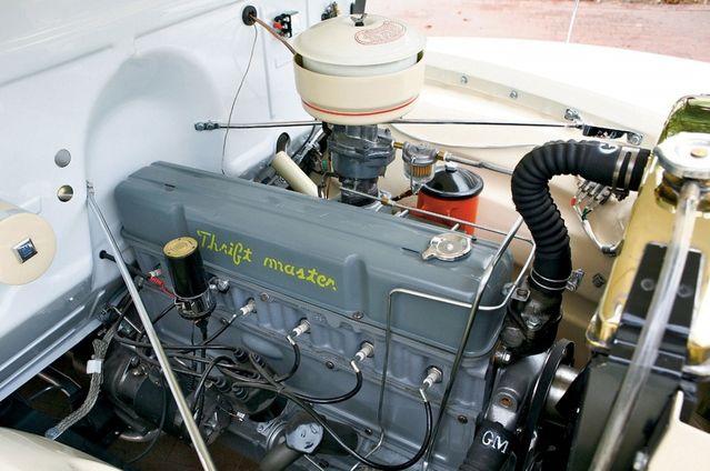 газ 51 технические характеристики, двигатель, КПП