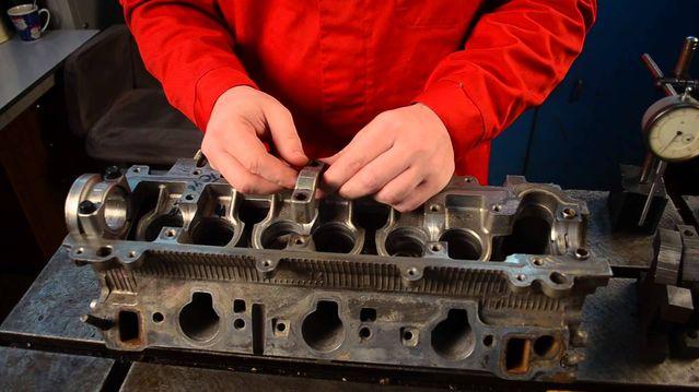 Капитальный ремонт двигатель ГАЗ 52