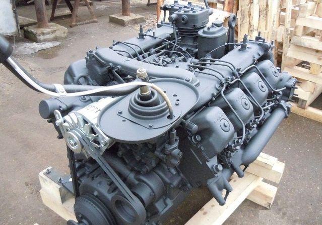 Двигатель КамАЗ-740.210