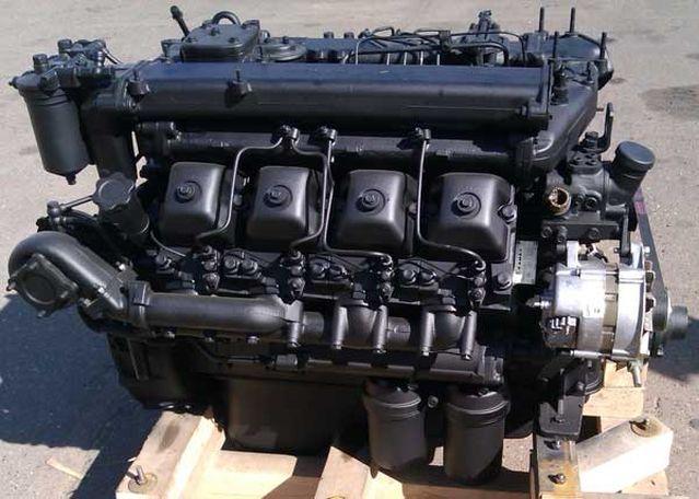 Двигатель КамАЗ-740.31-240