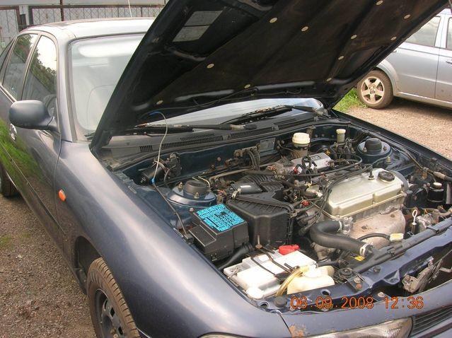Двигатель «Мицубиси» 4G63