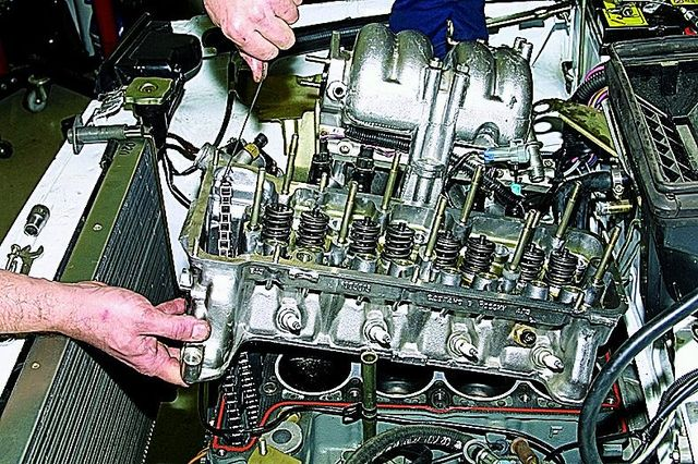 Двигатель НИВА 21213