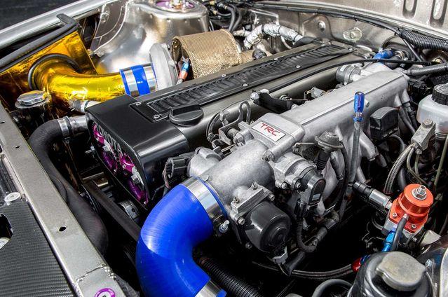 Моторы из серии 1JZ
