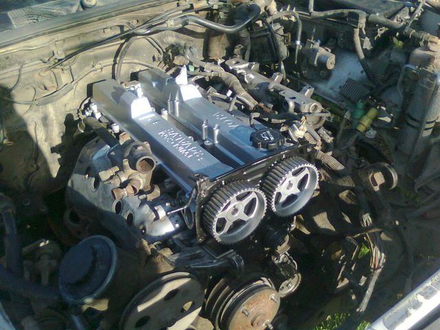 Двигатель 1G FE