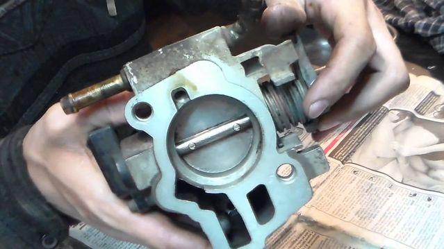 Троит двигатель ВАЗ 2110